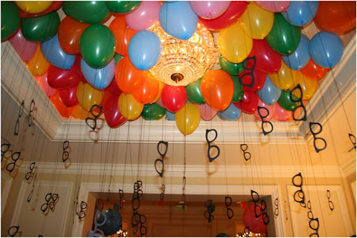 Una idea para decorar una fiesta de carnaval - Como decorar mi salon ...