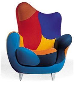 diseño moroso en muebles