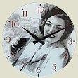 reloj de cocacola