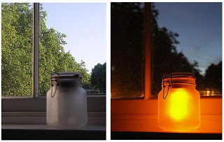 lampara solar recargable