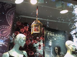 decorar con jaulas de romanticas y clasicas