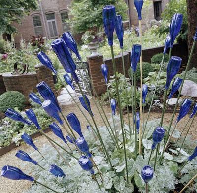 lograr altura y volumen en el jardin