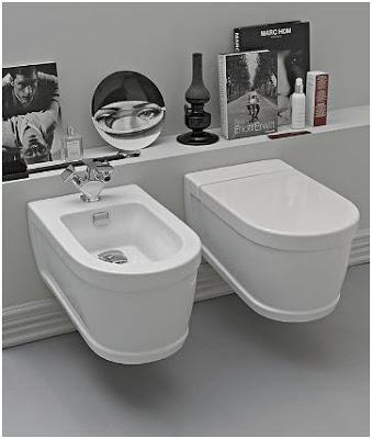 aprovechar el espacio en un cuarto de baño pequeño