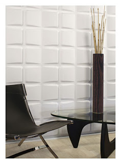 decorar paredes con paneles decorativos