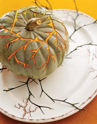 como decorar una calabaza para halloween