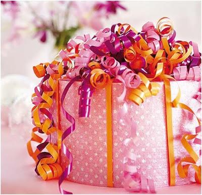 idea para envolver un regalo