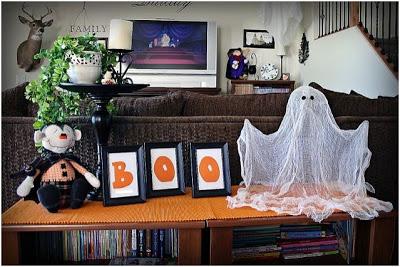 manualidades para halloween como hacer un fantasma