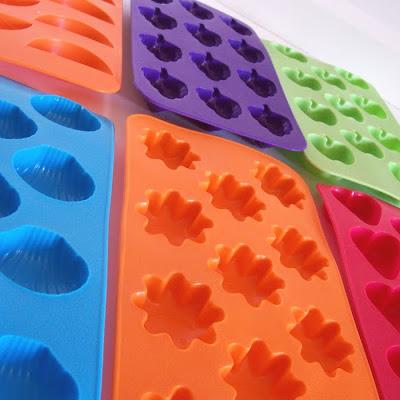 cubiteras para hacer hielo con formas