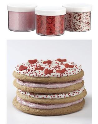 decoracion para tartas de san valentin