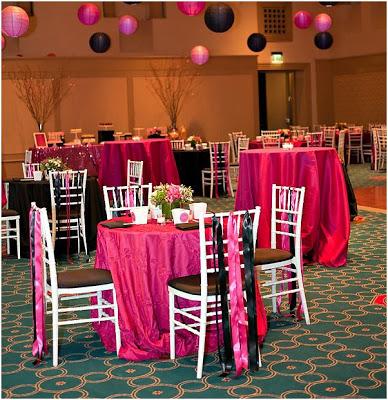 decorar las sillas del salon comedor con cintas
