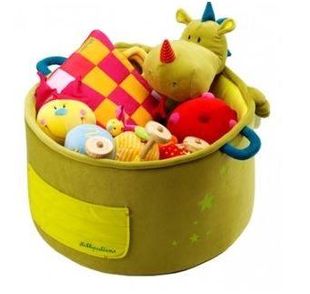 guardar y ordenar juguetes