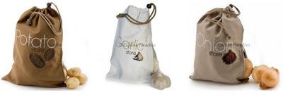 bolsas decorativas para la cocina