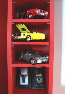 coches decoracion