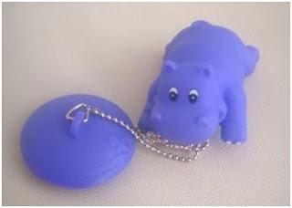 tapon hipopotamo