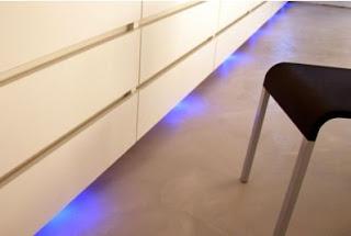 iluminacion interior con leds