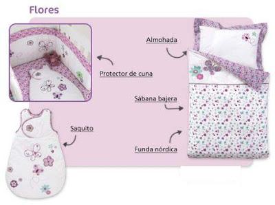ropa de cama bebe