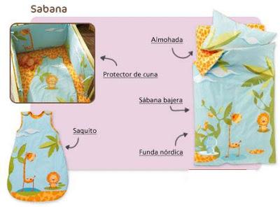 conjuntos de cama para bebe