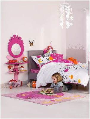 tocador de niñas para habitacion infantil