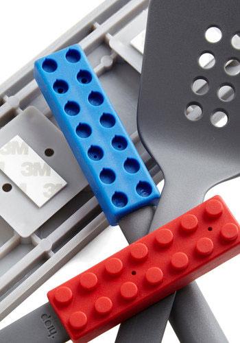 Decorar la cocina con LEGO