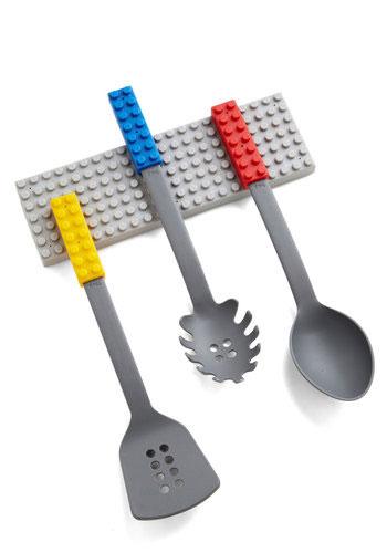 Cubiertos cocina LEGO