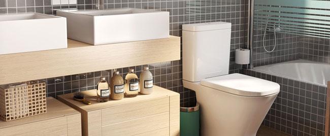 Soluciones para el baño