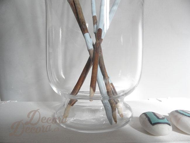 Flechas decorativas hechas a mano