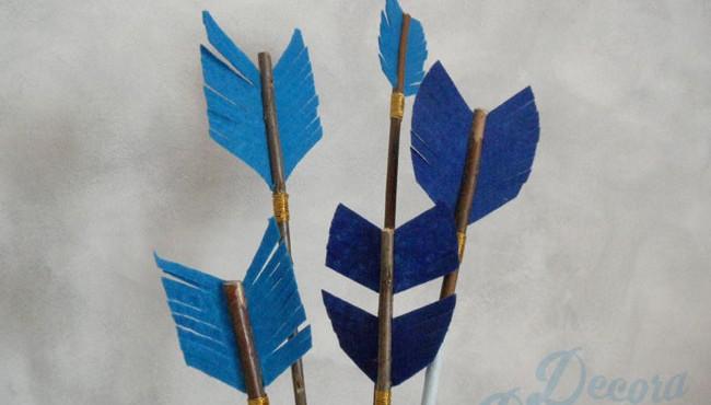 Flechas DIY