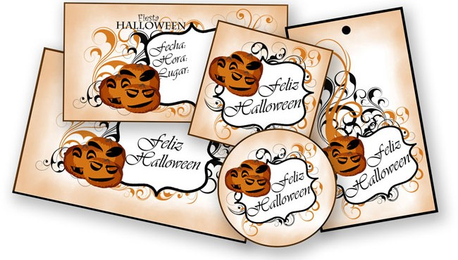 Halloween imprimibles