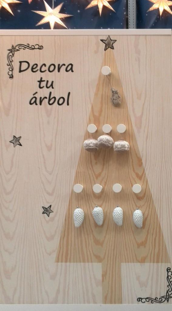 Árboles de Navidad en IKEA
