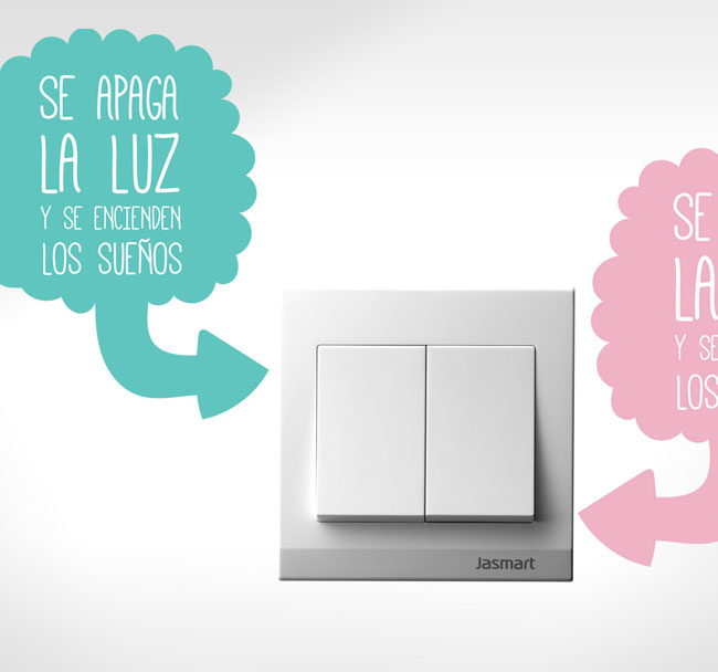 Decorar los interruptores