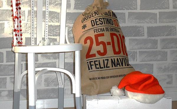 Papá Noel saco