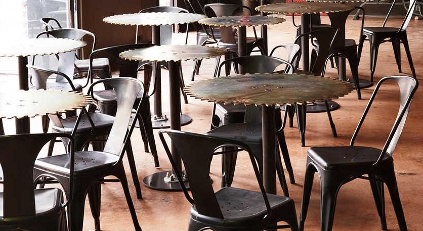 Cafetería deoración