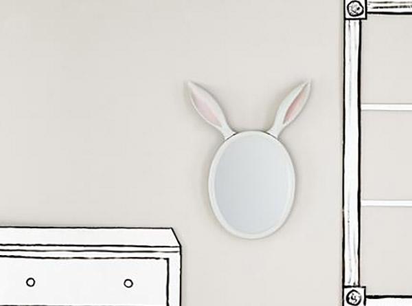 Espejo conejo