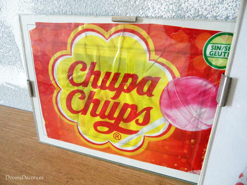 Decorar con Chupa Chups