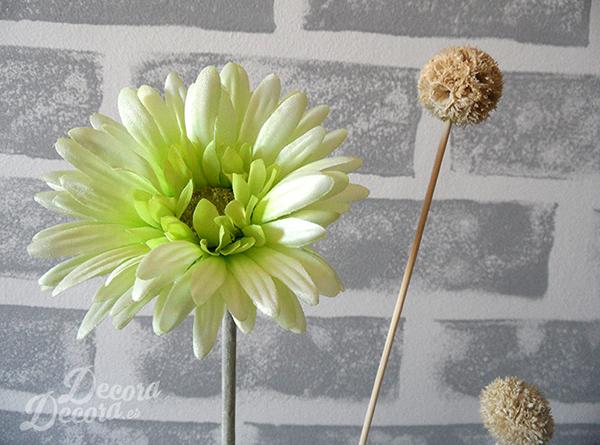 Ambientador con flores