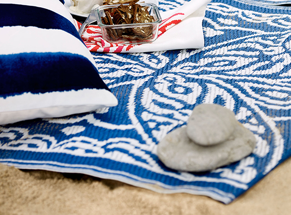 Decorar picnic playa