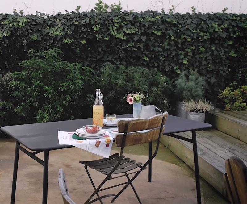 Decorar el balcón o la terraza