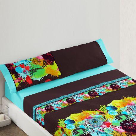 Sábanas para camas de primavera