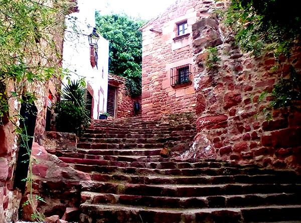 Bonito pueblo Vilafamés