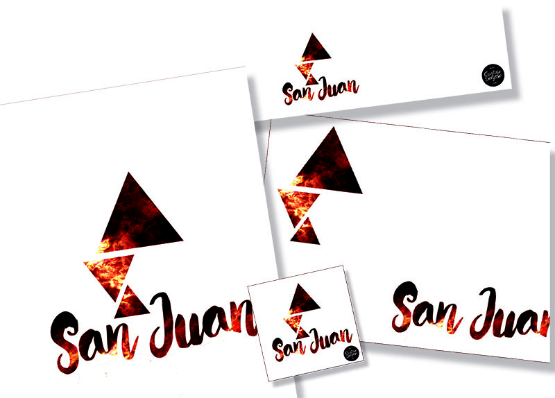 Fiesta de San Juan imprimibles