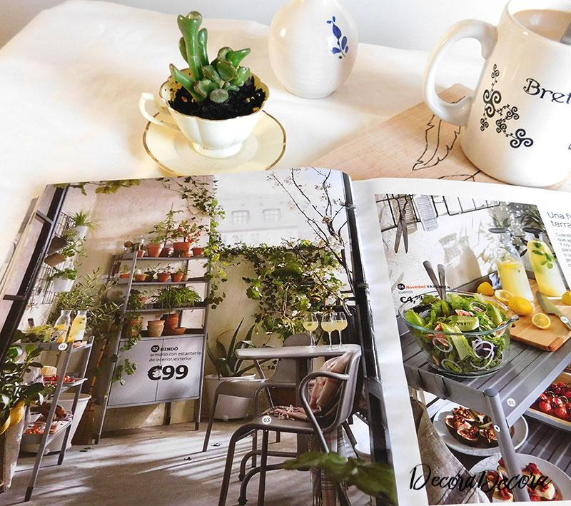 Novedades y tendencias en el catálogo IKEA