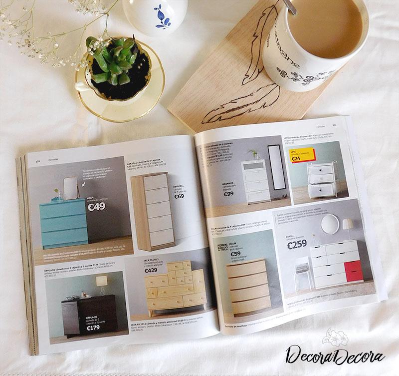 El nuevo catálogo de IKEA 2017