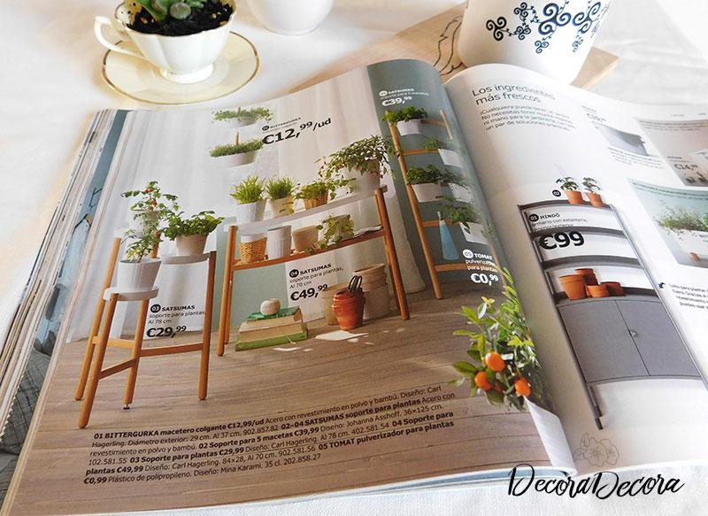 Ver el catálogo IKEA
