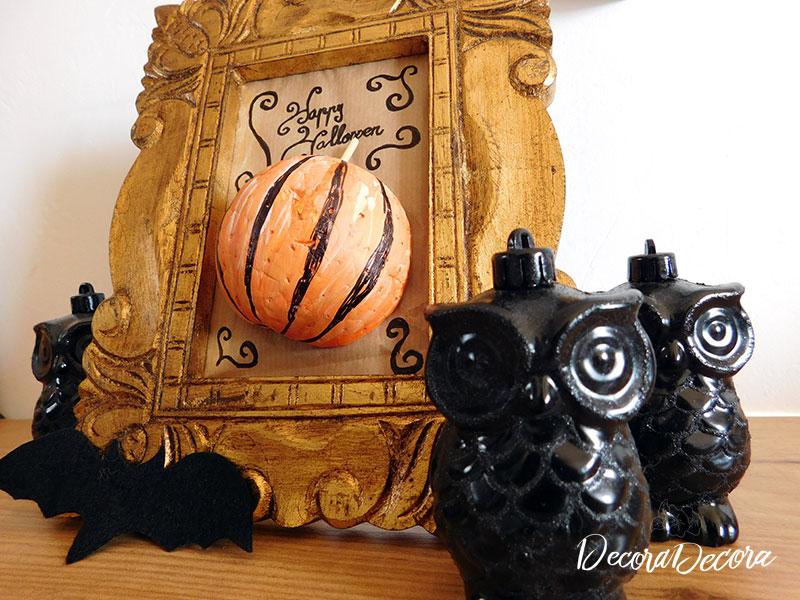 Manualidades para decorar Halloween