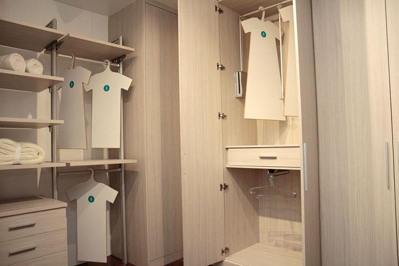 Organizar el armario por dentro