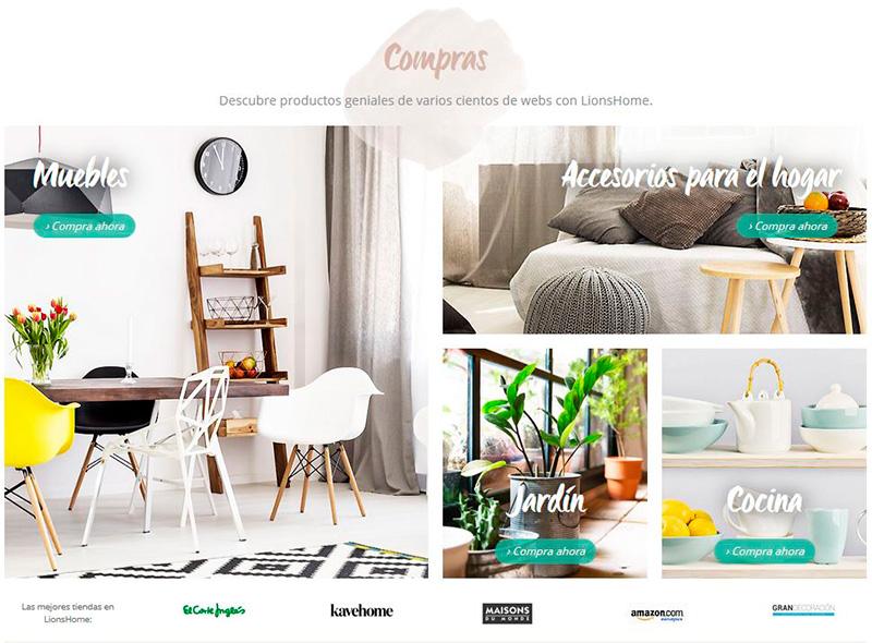 Buscar y comprar muebles