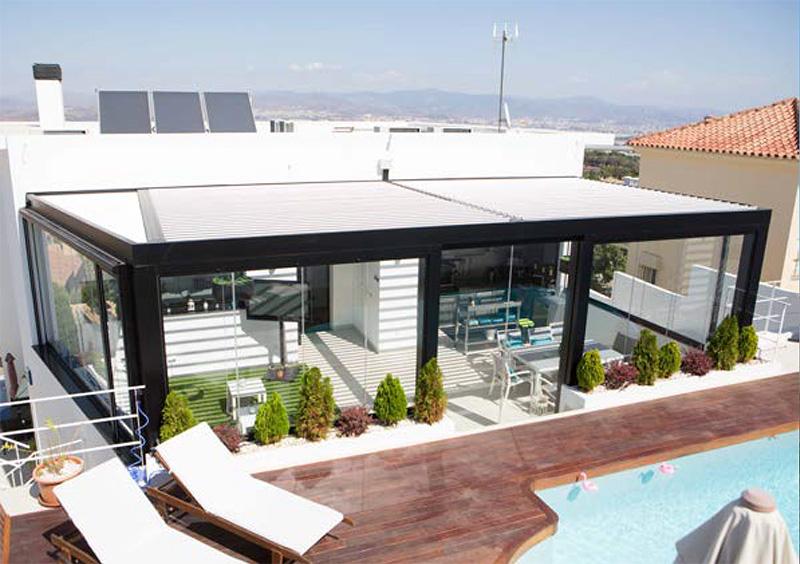 Cerramientos de terraza