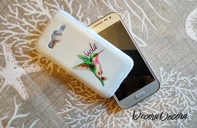 Funda movil Samsung