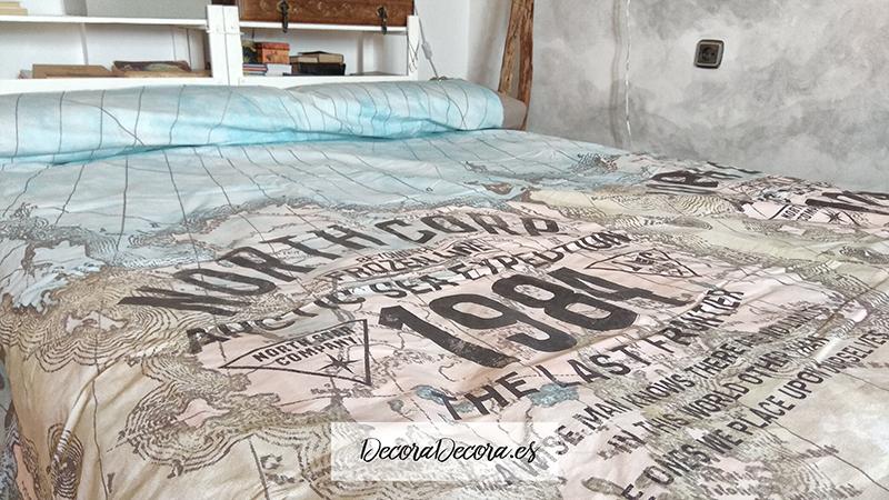 Mapa sábana